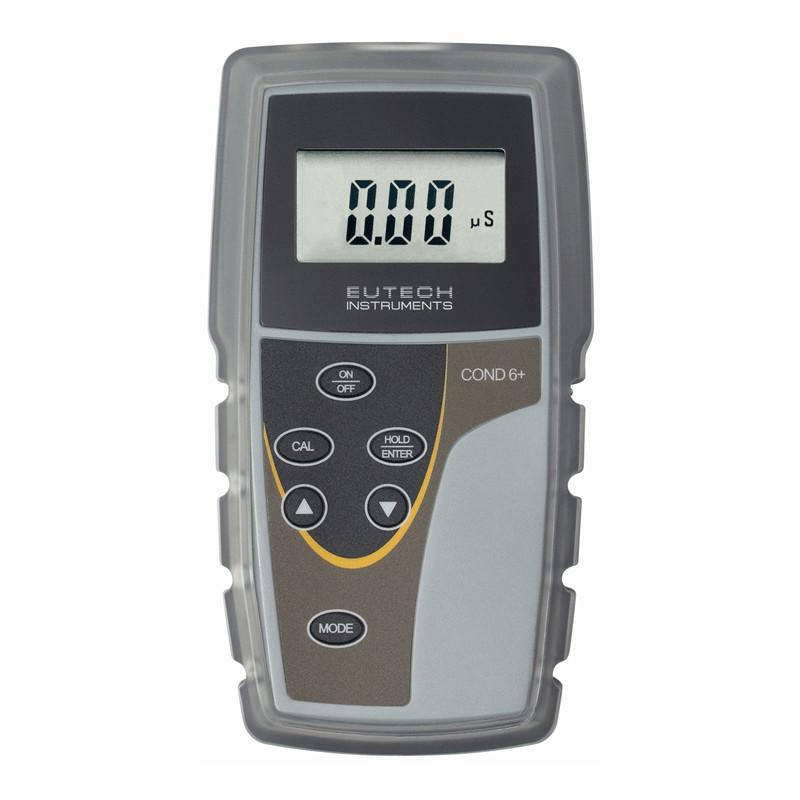 Conductivity Meter Cc 01 : Eutech cond conductivity meter