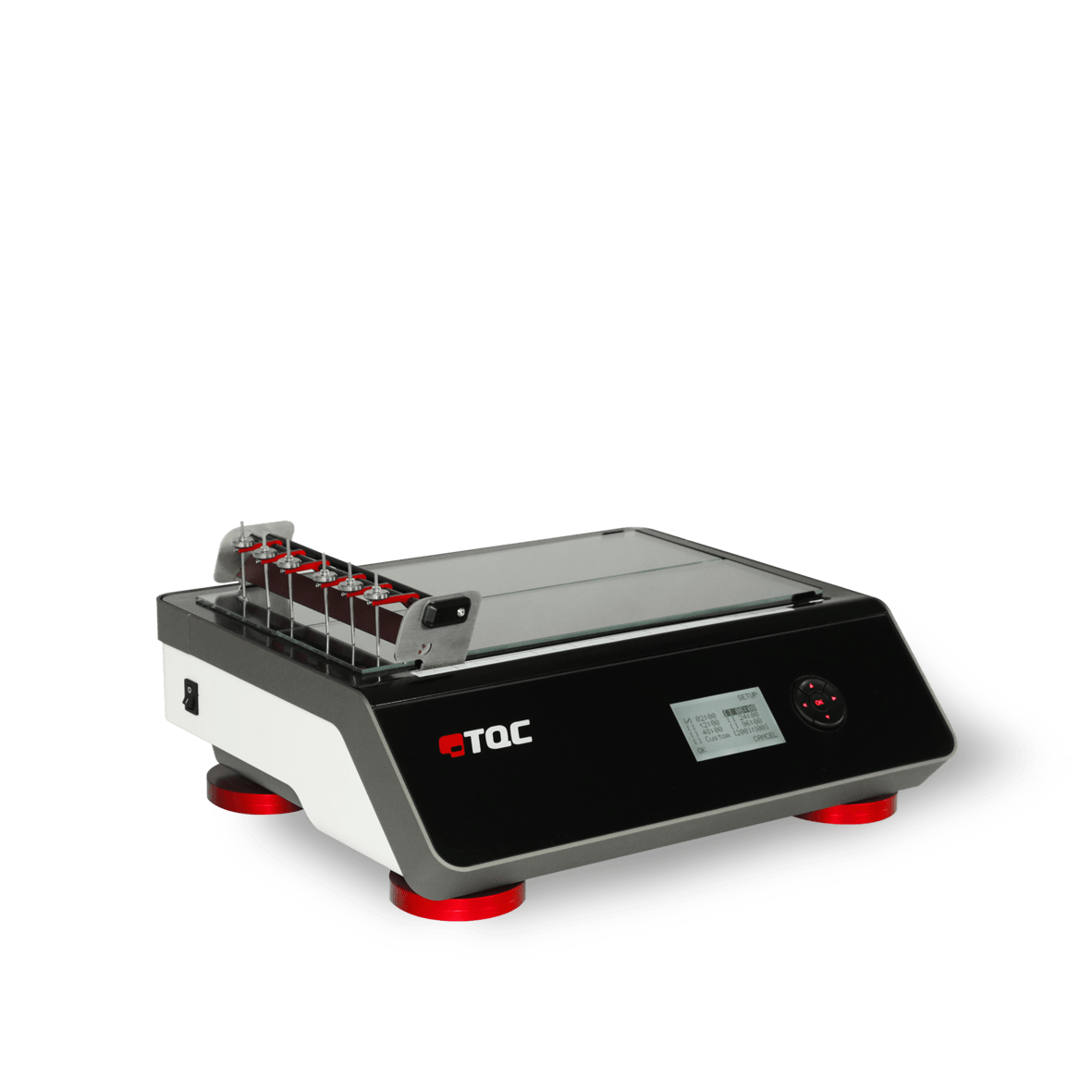 TQC Drying Time Recorder