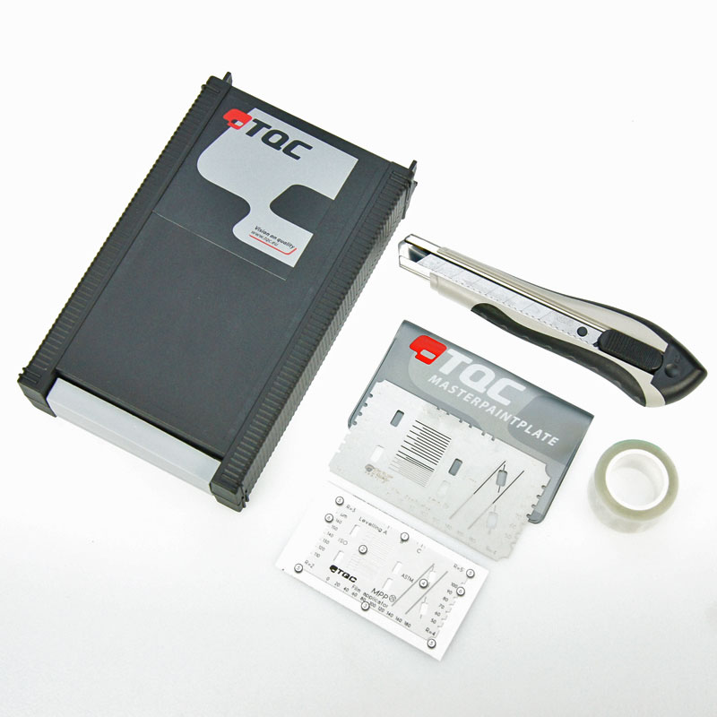TQC Master Paint Plate