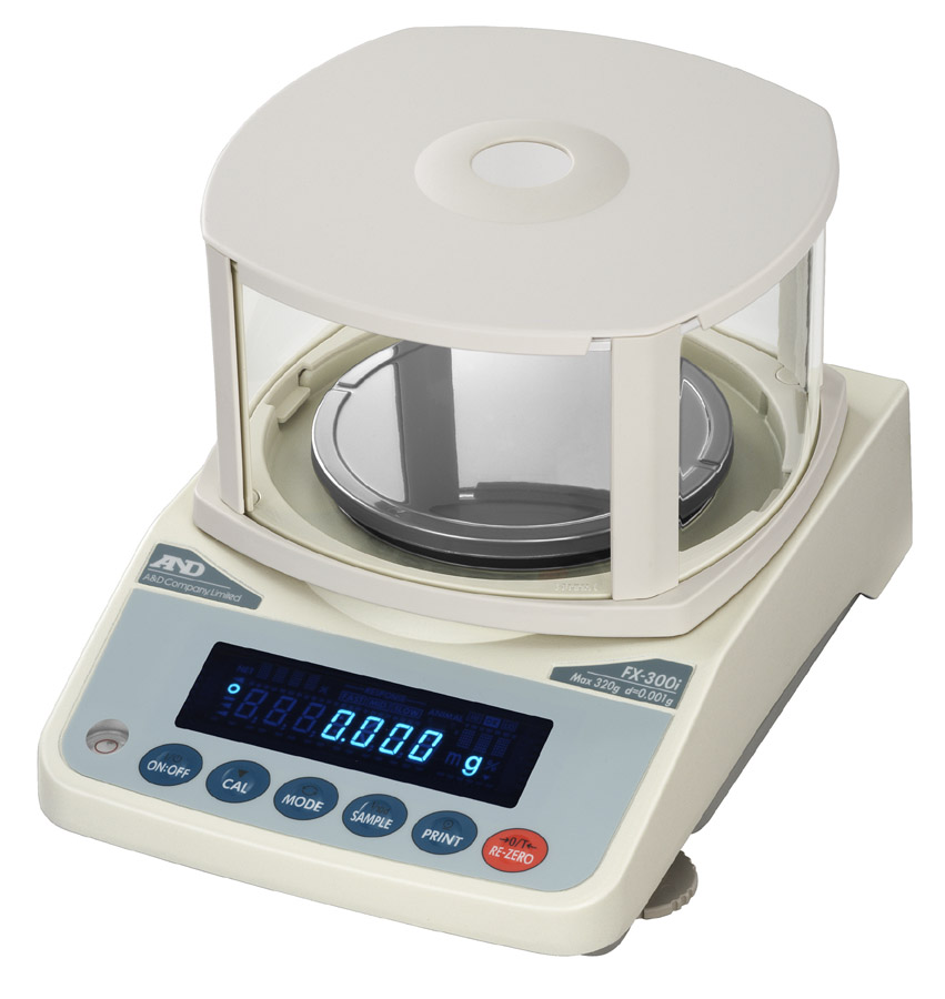 AND FX-i /FZ-i Family Precision Balance