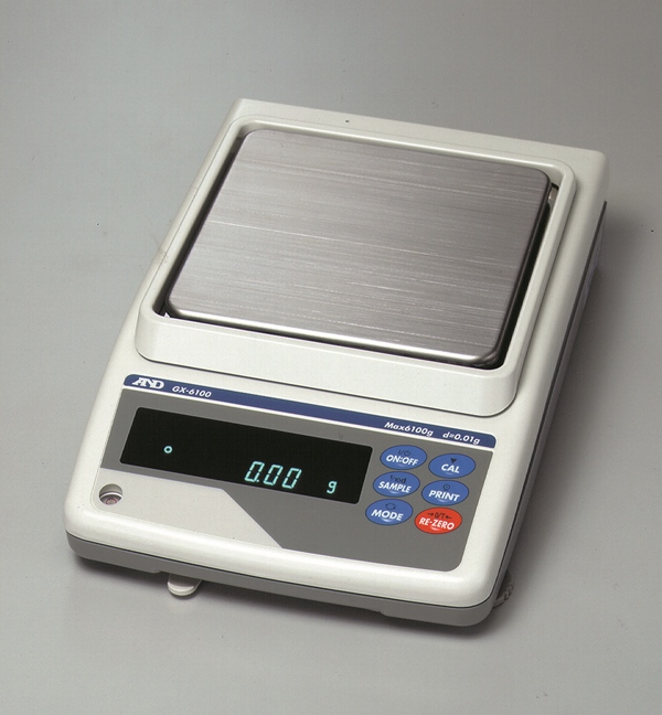 AND GF/GX Family Precision Balance