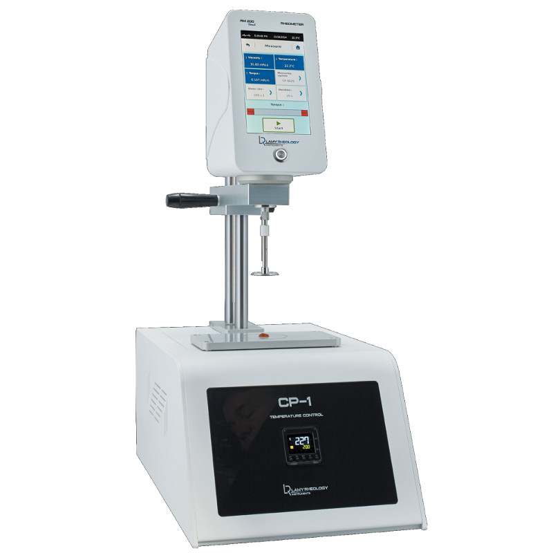 RM 200 Touch - ICI Cone & Plate Viscometer