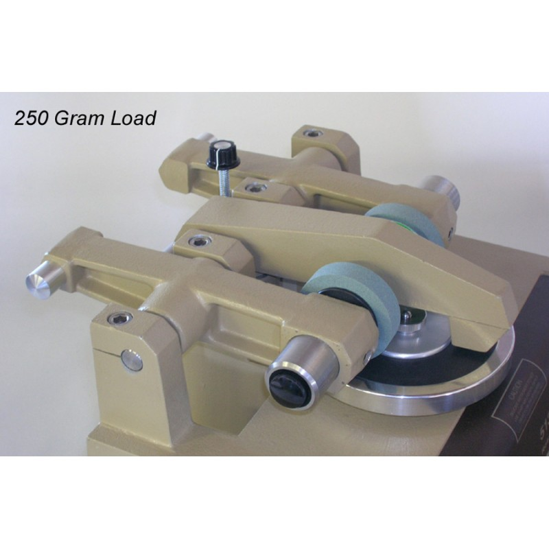 Taber Rotary Abraser with 250 gr load