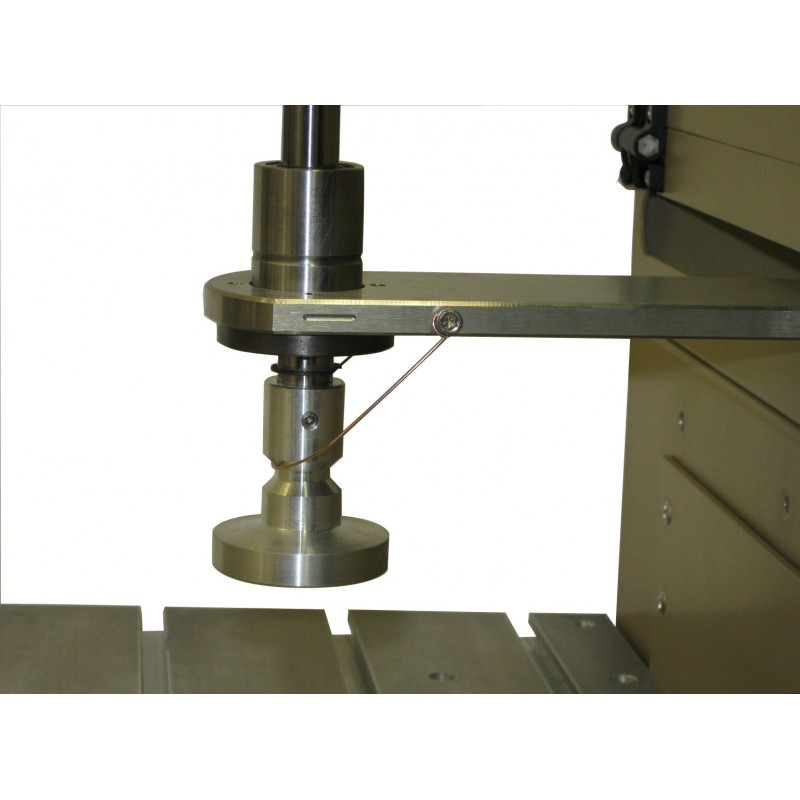 Taber Heavy Duty Linear Abraser Test Attachment