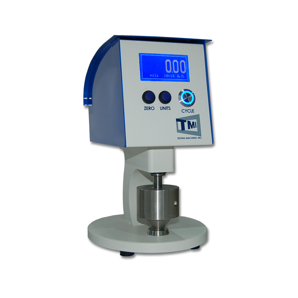 Digital Micrometer For Sheet Materials