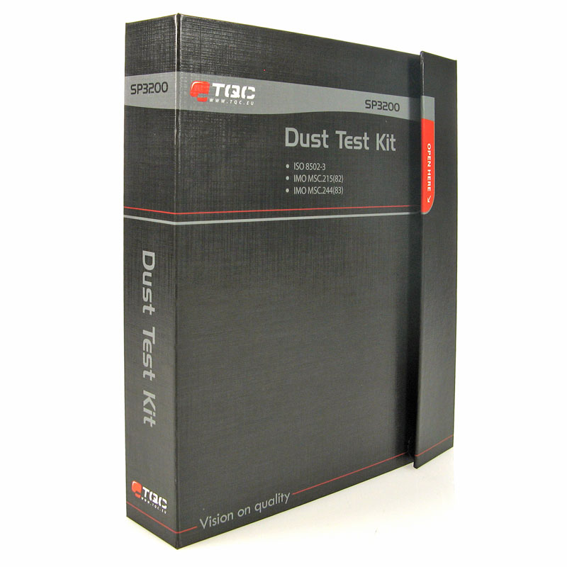TQC Dust Test Kit