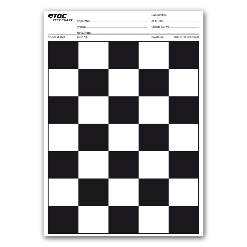 Black / White chequered