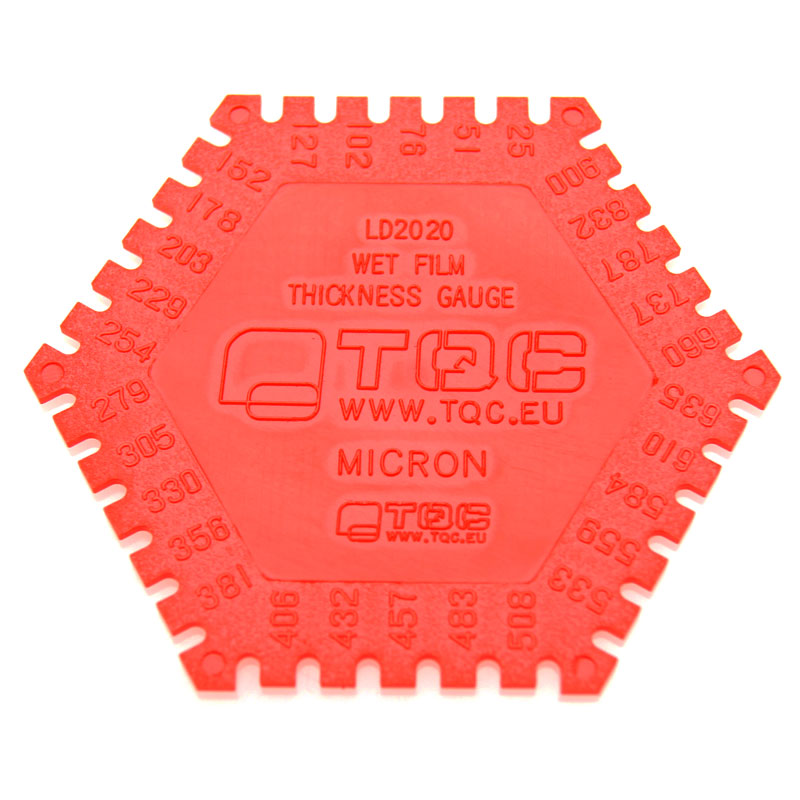 Wet Film Thickness Comb