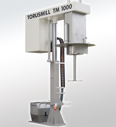 TORUSMILL<sup>®</sup> TM1000-EX Ex-Proof Dissolver+Basketmill