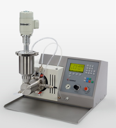 DISPERMAT® SL Laboratory Bead-Mill