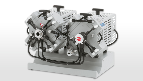 Vacuum pump MZ2C and MV10C